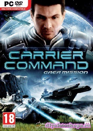 Carrier Command: Gaea Mission (Buka Entertainment) (Multi/Rus) (L)