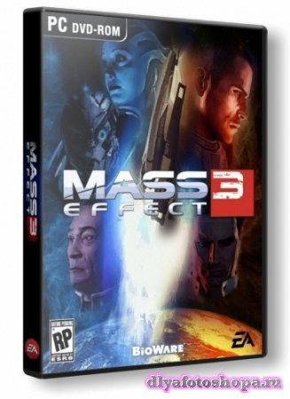 Mass Effect 3 [v.1.04.5427.111 + 4 DLC] (2012/PC/Repack/Rus) by a1chem1st