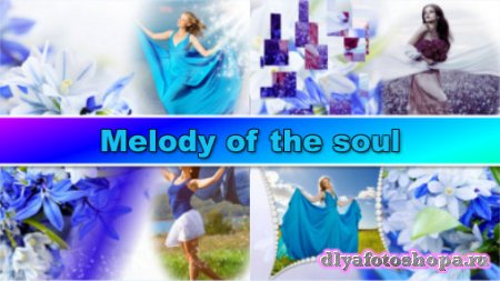 Melody of the soul- project for ProShow Producer