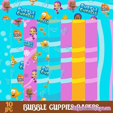 BUBBLE GUPPIES clipart