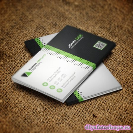 Creative design - business card