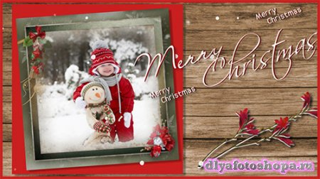 Merry Christmas - project ProShow Producer